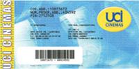 Biglietto UCI